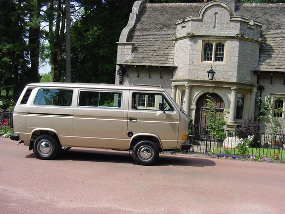 JOFSWAXPRODUCTS's 1987 Volkswagen Vanagon