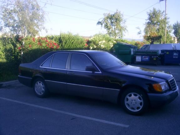 Another winda_papas 1992 Mercedes-Benz S-Class post... - 8638386