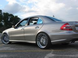 2006E55AMGs 2006 Mercedes-Benz E-Class