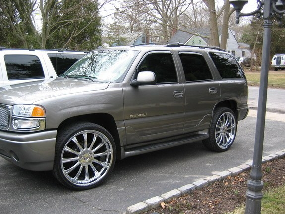 2006e55amg 2005 gmc yukon specs photos modification info. Black Bedroom Furniture Sets. Home Design Ideas