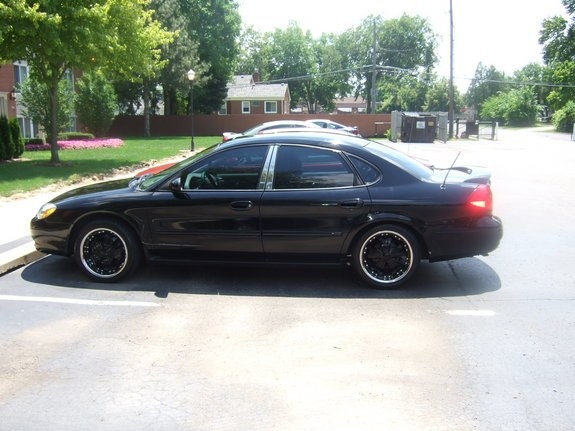 Trill3404 2002 Ford Taurus Specs Photos Modification