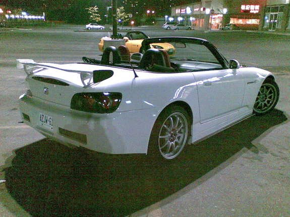 Fenixv8 2006 Honda S2000 Specs Photos Modification Info