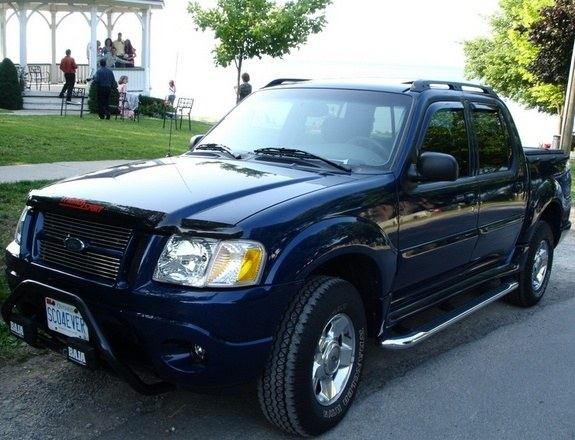 drford eh 2005 ford explorer sport trac specs photos. Black Bedroom Furniture Sets. Home Design Ideas
