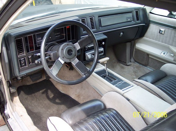 78supersport 1984 Buick Grand National Specs, Photos, Modification ...