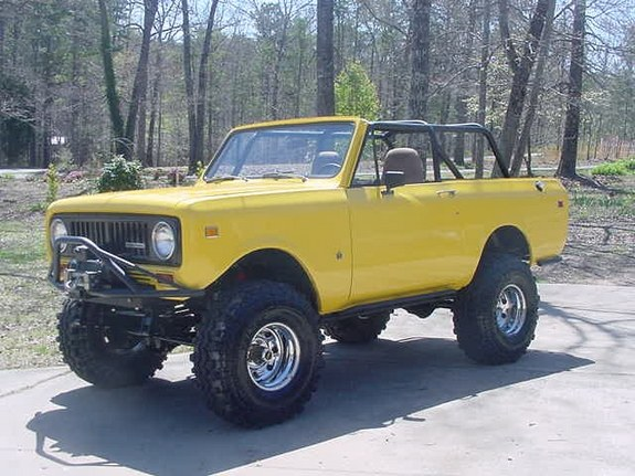 McKelveyMX's 1974 International Scout II