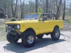 2411880 1974 International Scout II