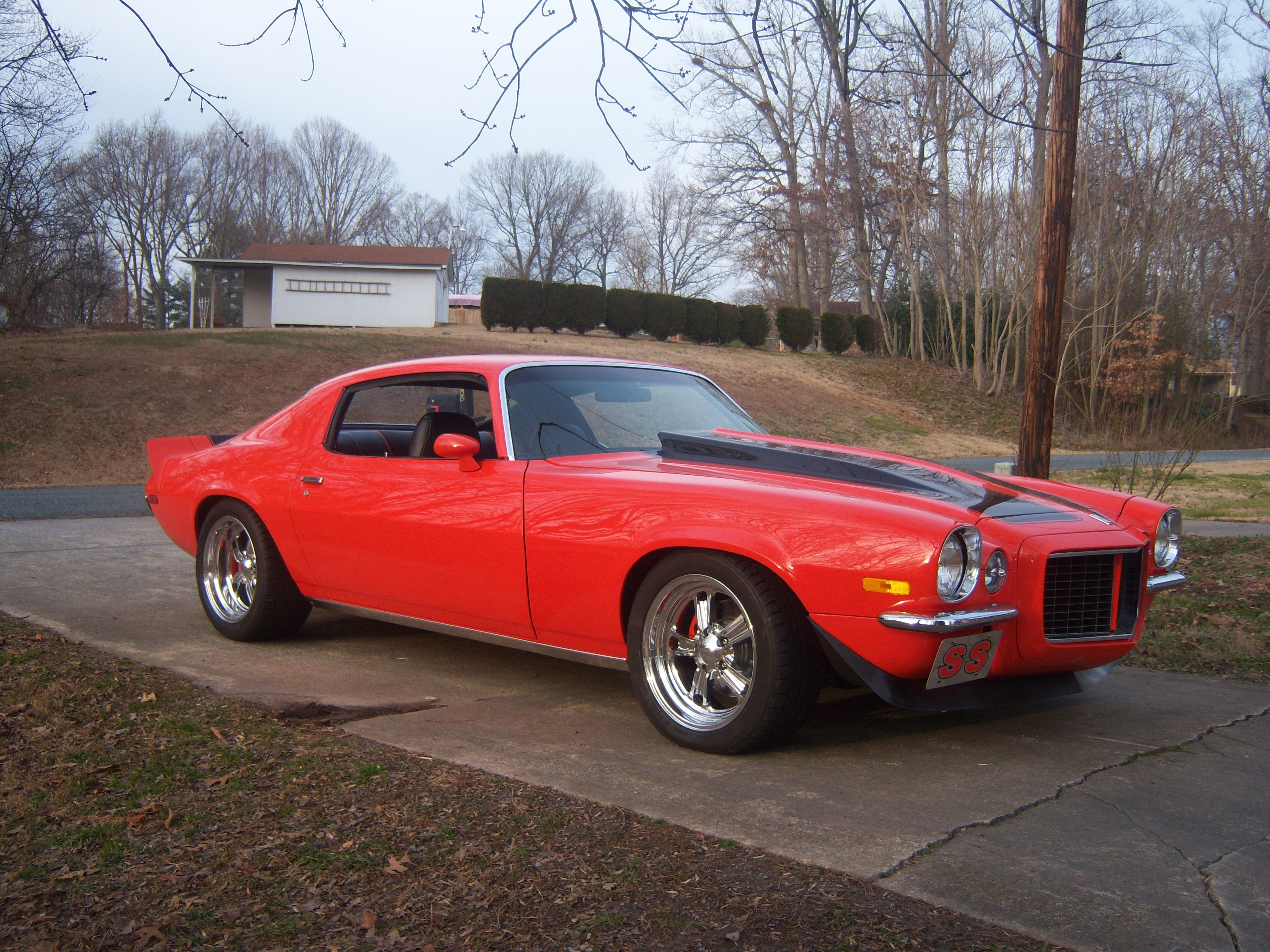 72rsss 1972 Chevrolet Camaro Specs Photos Modification Info At