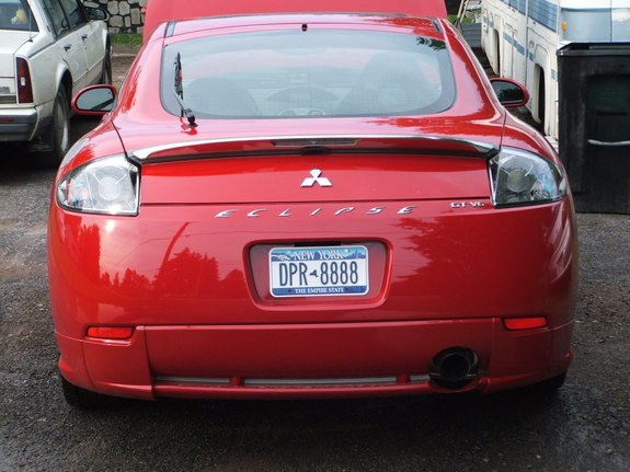 upstateeclipse 39 s 2006 mitsubishi eclipse in ontario ny. Black Bedroom Furniture Sets. Home Design Ideas