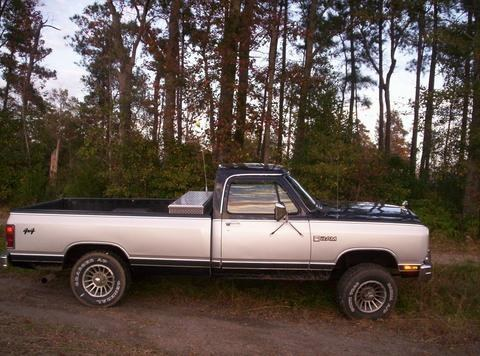 1987 Dodge Ram 1500 Regular Cab