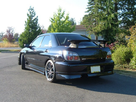 Another Nightterror07 2002 Subaru Impreza post... - 8647692
