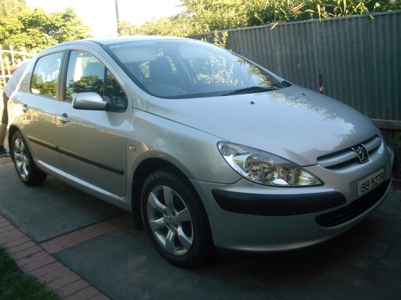 luke26 2003 peugeot 307 specs photos modification info at cardomain. Black Bedroom Furniture Sets. Home Design Ideas