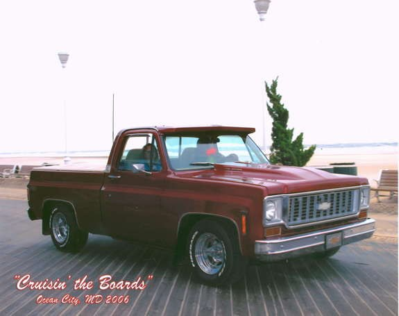Another stant7453 1974 Chevrolet C/K Pick-Up post... - 8649523