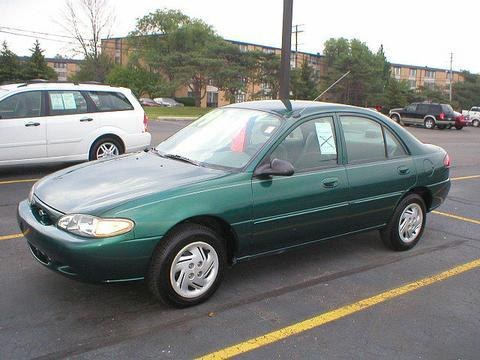 Another Aries84 1999 Ford Escort post... - 8973251