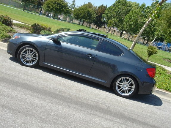 krayzie los 2005 scion tc specs photos modification info. Black Bedroom Furniture Sets. Home Design Ideas