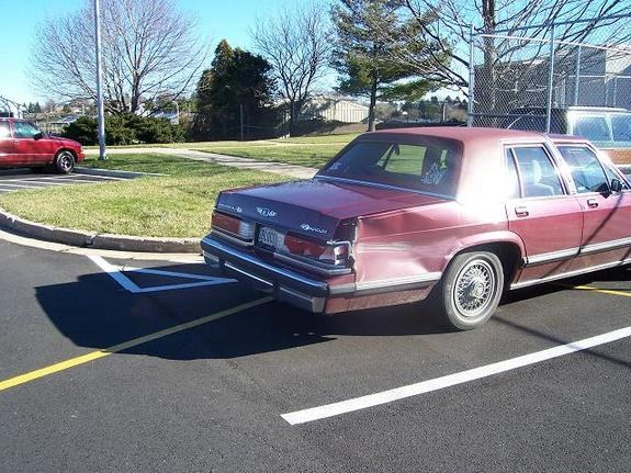 Another MrMarquis 1988 Mercury Grand Marquis post... - 8654101