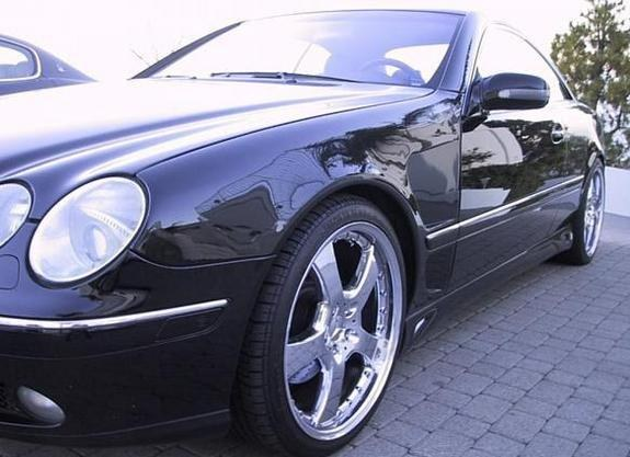 Another cashmoney420 2002 Mercedes-Benz CL-Class post... - 8658924