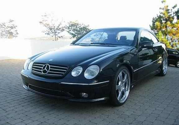 Another cashmoney420 2002 Mercedes-Benz CL-Class post... - 8658932