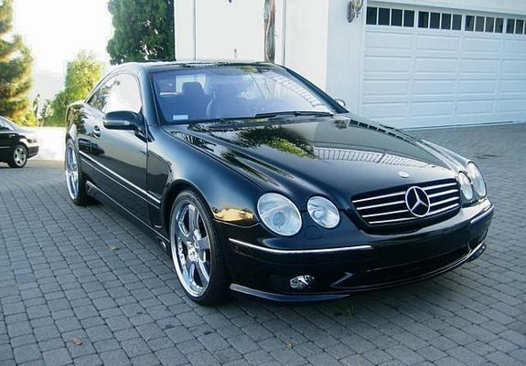 Another cashmoney420 2002 Mercedes-Benz CL-Class post... - 8658934