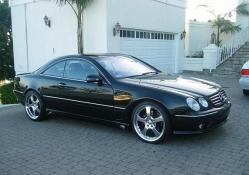 cashmoney420 2002 Mercedes-Benz CL-Class