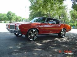G_Man66 1972 Oldsmobile Cutlass