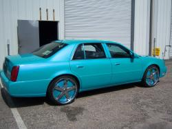caddyzonly 1981 Cadillac DeVille