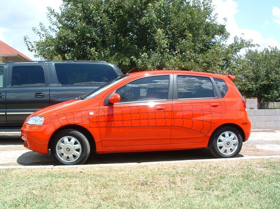 spydi 39 s 2005 chevrolet aveo in midland tx. Black Bedroom Furniture Sets. Home Design Ideas