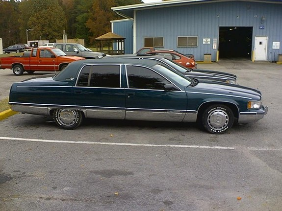 caplt4 1995 cadillac fleetwood specs photos modification info at. Cars Review. Best American Auto & Cars Review