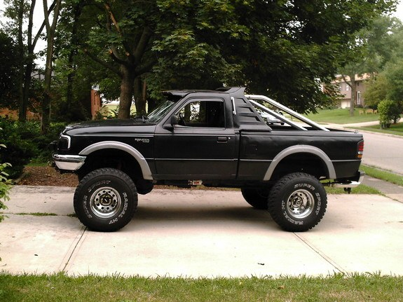 Dw96ranger 1996 Ford Ranger Regular Cab Specs Photos Modification Info At Cardomain