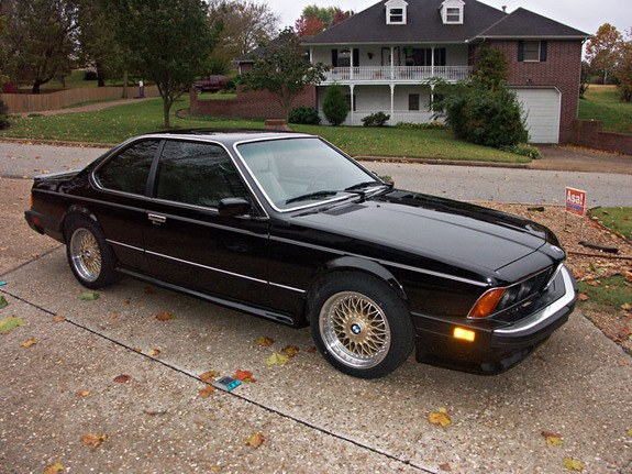 Another GullGroup 1987 BMW M6 post... - 8659083