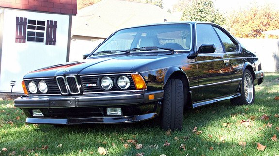 Another GullGroup 1987 BMW M6 post... - 8659088