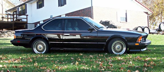 Another GullGroup 1987 BMW M6 post... - 8659089