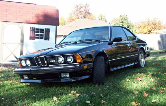 Another GullGroup 1987 BMW M6 post... - 8659090