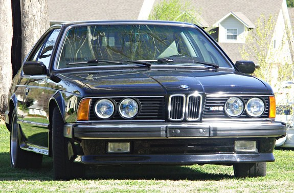 Another GullGroup 1987 BMW M6 post... - 8659100