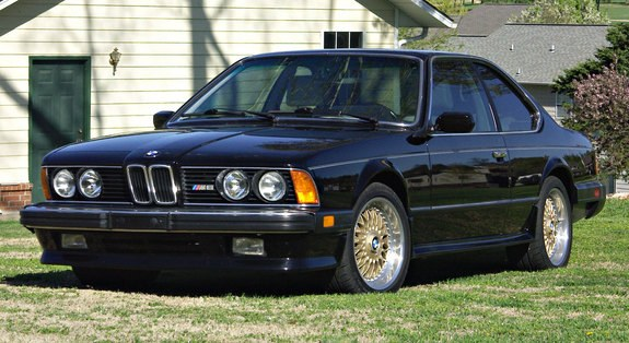 Another GullGroup 1987 BMW M6 post... - 8659101
