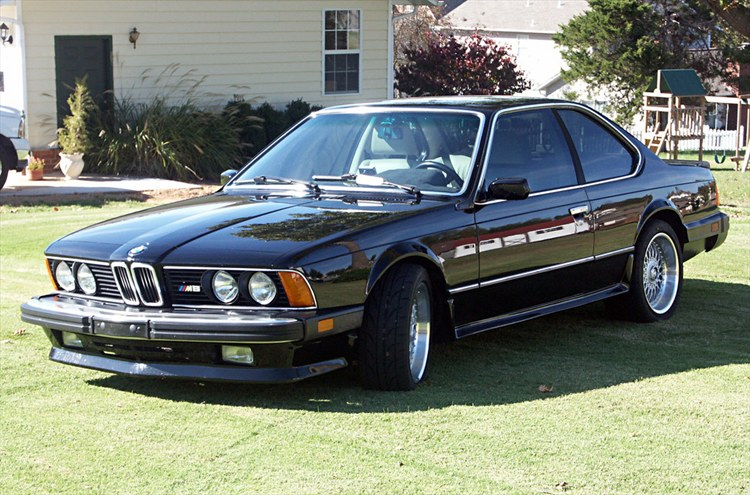 Gullgroup 1987 Bmw M6 Specs Photos Modification Info At
