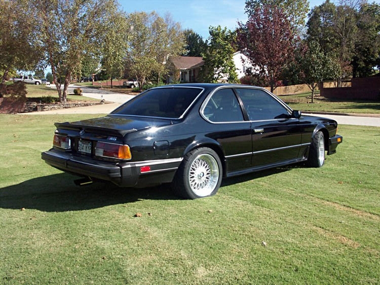 Another GullGroup 1987 BMW M6 post... - 8659104