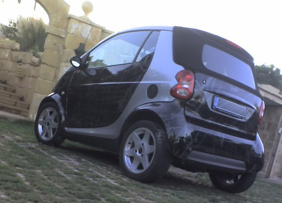 Another evanas 2002 smart fortwo post... - 8659571
