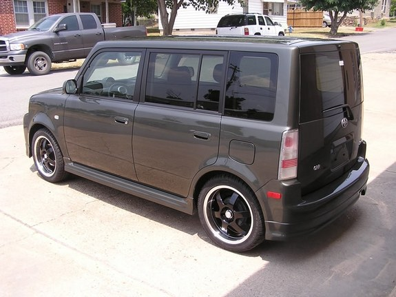 97redcl 2005 scion xb specs photos modification info at. Black Bedroom Furniture Sets. Home Design Ideas