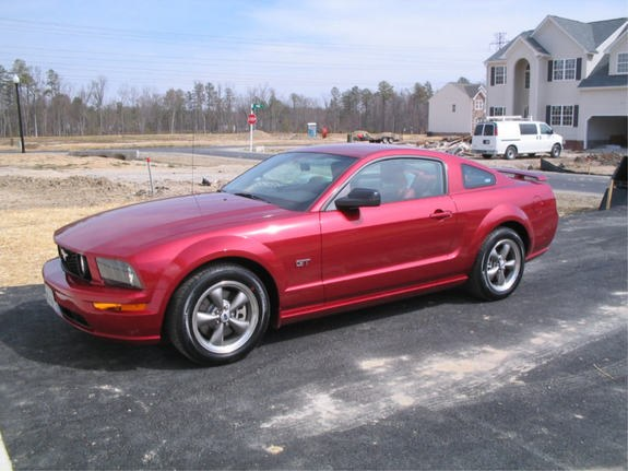 Another Havoc06 2006 Ford Mustang post... - 8667102