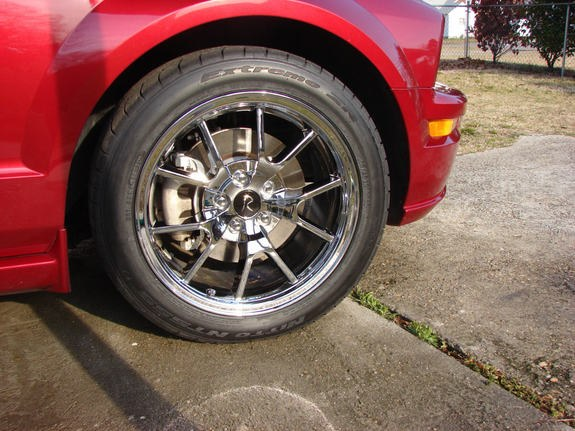 Havoc06 2006 Ford Mustang
