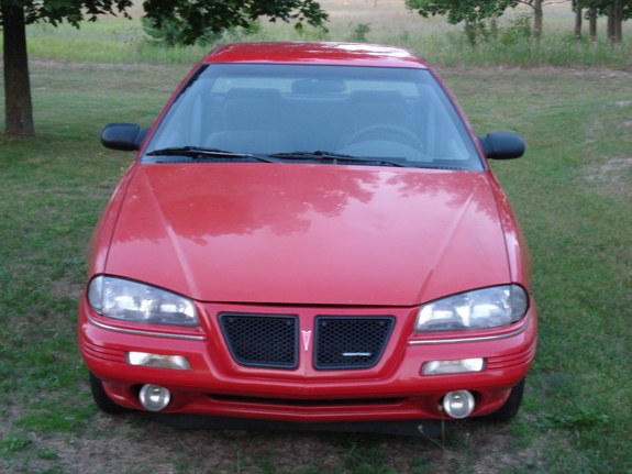 95redgase's 1995 Pontiac Grand Am