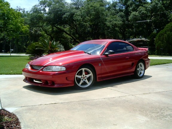 nitrous97 1997 Ford Mustang 8814040