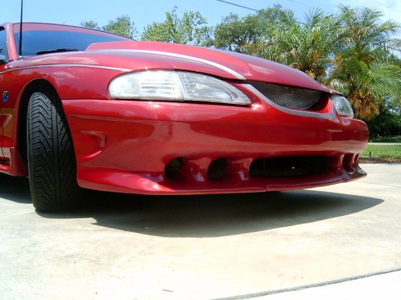 nitrous97 1997 Ford Mustang 8814042