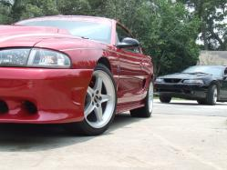 nitrous97s 1997 Ford Mustang