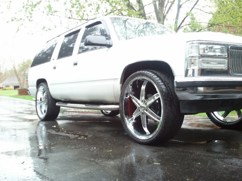 Another BeeJay2 1997 GMC Suburban 1500 post... - 8664631
