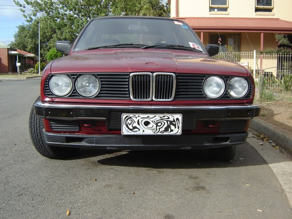 Boo_Dah 1984 BMW 3 Series