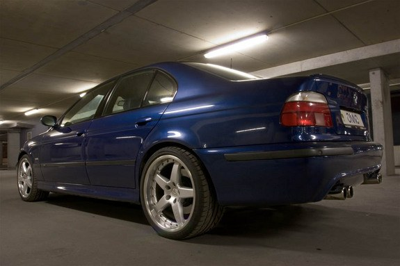 Another Thordur 1999 BMW M5 post... - 8669204