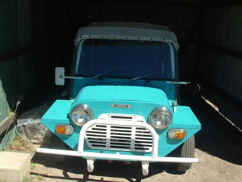 Schmoburger 1979 MINI Moke