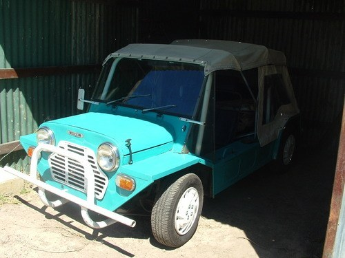 Another Schmoburger 1979 MINI Moke post... - 8669545