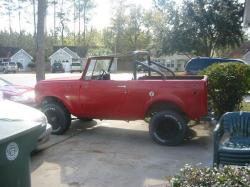 Clasifiler 1970 International Scout